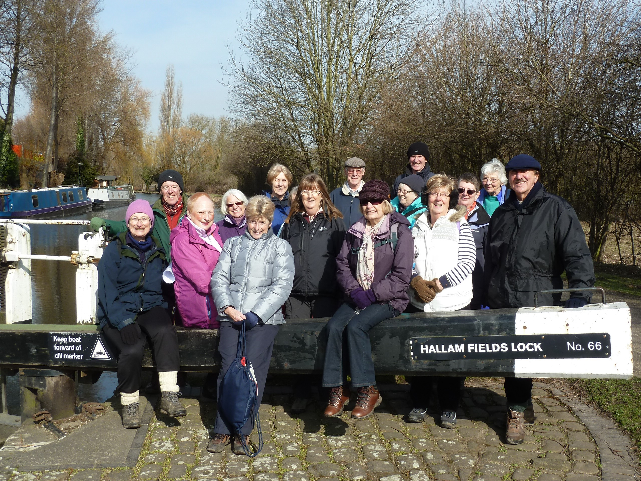 Short Walks Group | Beeston U3A