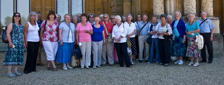 U3A Waddesden Manor Group