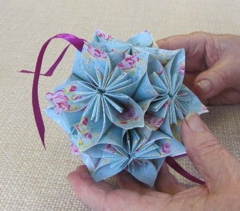 Craft group beeston u3a the first meeting of the year attended by 15 members was a planning meeting in february and march we are making japanese kusudama paper flowers and mightylinksfo